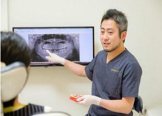 福地歯科クリニック_治療の事前説明4