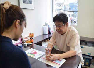 龍崎歯科医院_治療の事前説明3