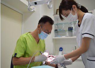 ふくざわ歯科_歯周病1