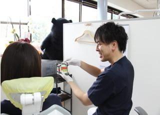 タニモトマサノリ歯科医院_患者さまの希望・要望に添った診療