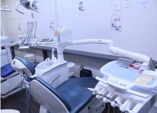 ショッピングセンター歯科_痛みへの配慮1