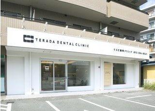 外観です。大阪狭山市駅より徒歩1分の位置にございます。