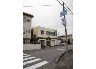 当院は国道75号線、「新定」交差点近くにございます。