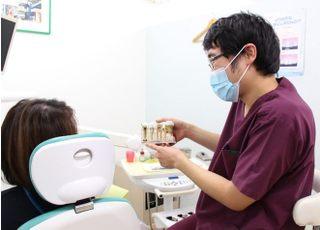 らいおん歯科クリニック 手広医院_治療の事前説明4