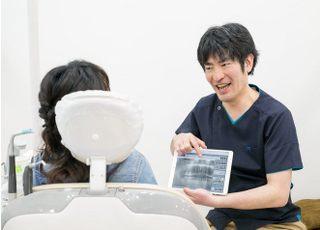 ヒダカ歯科クリニック_痛みへの配慮1