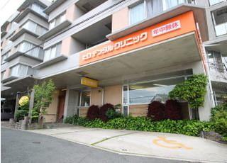 駐車場です。お車でお越しの際は、豊橋環状線を諏訪神社南交差点を南に400mです。