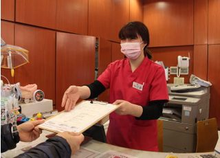 ドリーム歯科クリニック_また通いたくなる歯科医院を目指して、スタッフ間で情報の共有をしています