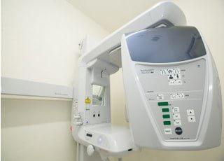 にしだ矯正歯科_矯正治療を行うための様々な医療設備の導入