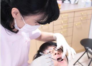 銀座中央歯科医院_歯周病3