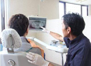 安楽歯科医院_治療の事前説明1
