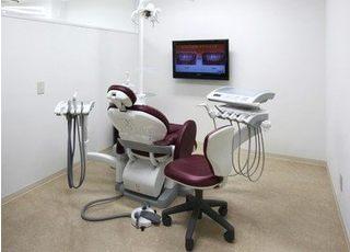個室の診療室をご用意しています。