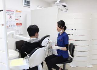 はち歯科医院_お口の状態を理解することでよりよい処置や情報をご提供