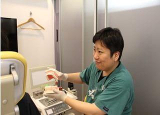 汐留シティセンター歯科