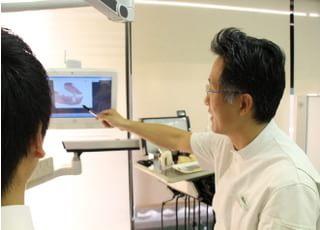 深川歯科医院_治療の事前説明3