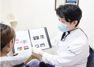岡本歯科クリニック治療の事前説明2