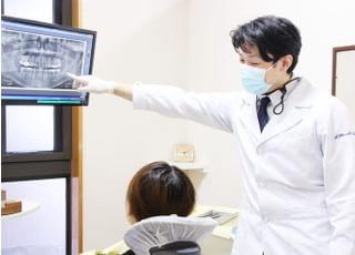 岡本歯科クリニック痛みの少ない治療3
