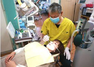ばば歯科医院治療の事前説明3