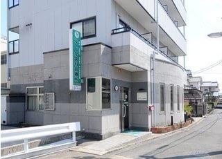 西大寺こじか歯科診療所の外観です。