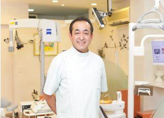 なかの歯科クリニック 中野 文明 院長 歯科医師 男性
