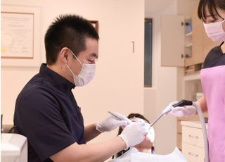 浜田山かく歯科医院_痛みへの配慮3