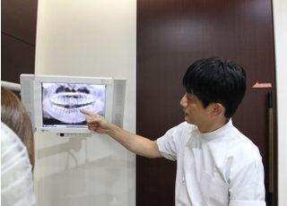 はなだ歯科医院_治療の事前説明1