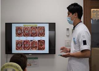 うぐるす歯科医院_治療の事前説明2