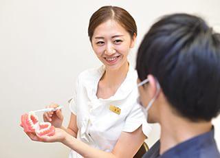 ホワイトエッセンス渋谷治療の事前説明2