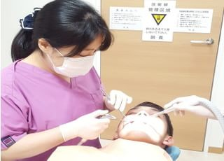 医療法人社団 桜栄会 甲府デンタルクリニック小児歯科2