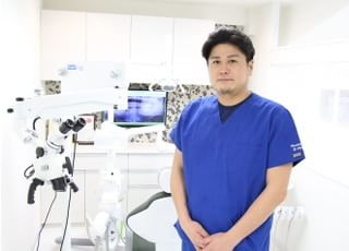 医療法人社団 Health & Smile おくやまデンタルクリニック 奥山 宜明 院長 管理者 男性
