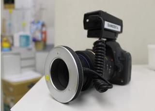 口腔内カメラです。