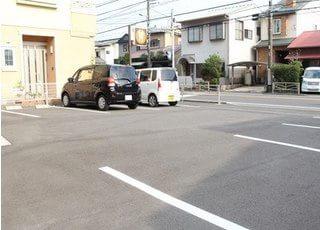 山王歯科医院は、車でお越しいただけます。