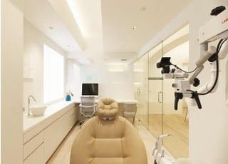 渡辺通さとう歯科・矯正歯科_イチオシの院内設備1