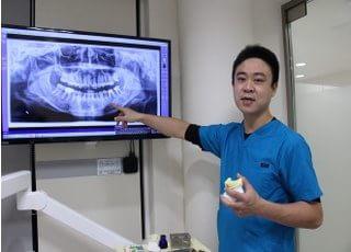 DENTAL STUDIO STOD 東麻布歯科_治療の事前説明1
