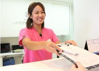 しのざき歯科クリニック治療の事前説明3