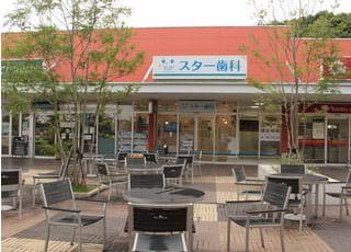 商業施設内にあるため、買い物のついでに予約して来院いただくことも可能です。