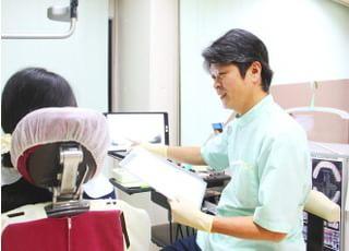 大和歯科医院_患者さまの要望を叶えていくためのサポート
