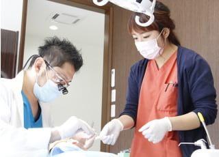 青田歯科_歯を削らない治療で患者様の歯を守ります