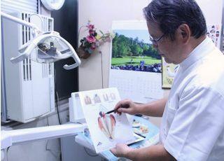 上山歯科医院先生の専門性・人柄2