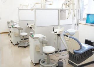 こまはし歯科医院_プライバシーへの配慮1