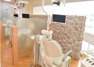 かわもり歯科医院イチオシの院内設備3
