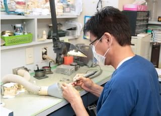 海野歯科医院被せ物・詰め物3