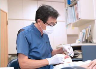 海野歯科医院先生の専門性・人柄4