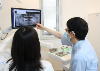久喜やまだ歯科_治療の事前説明1
