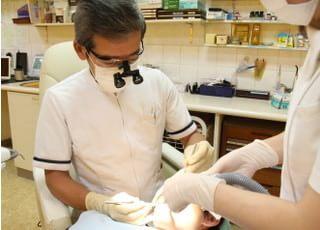 多摩市永山 亀山歯科 治療方針