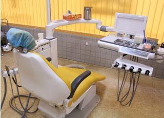 多摩市永山 亀山歯科 小児歯科