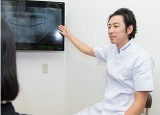 つきみ野駅前歯科_治療の事前説明1