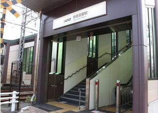 当院は、駅から徒歩1分の好立地にございます。