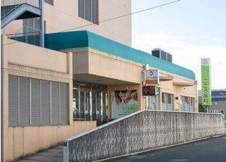 サンリブシティの横に熊本こころ歯科がございます。