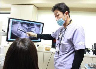 海谷歯科医院治療の事前説明4