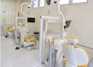 倉井歯科医院_あらゆる年代のニーズにお応えする歯科医院であるために努力しています